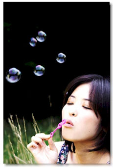 Bubbles are the essence of order...