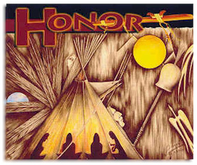 John TwoHawks' Honor