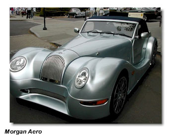 The Lovely Morgan Aero