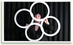 Ouka Ringarts Contact Juggling